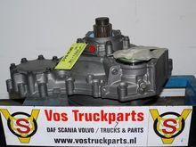 Scania Versnellingsbak PLAN. DE