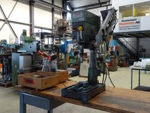 Bench type drilling machine SOL