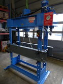 2015 Workshop press 120 t Hidro