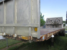 1997 Enterprise FLATBED 40'