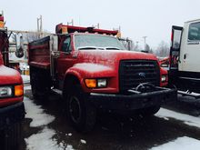Used 1996 Ford F800