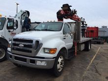Used 2007 Ford F650
