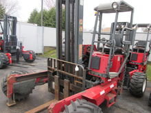 2004 MOFFETT Forklift