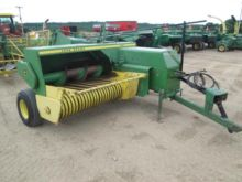Used John Deere Balers for sale in Wisconsin, USA | Machinio