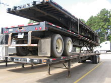 2007 Fontaine FLAT BED