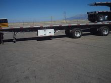 2002 Fontaine FLAT BED