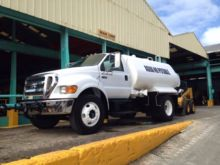 2008 Ford F750 K200 Water Tanke
