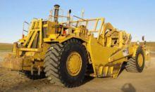 2011 Caterpillar 657G  S166