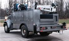2015 Mechanics Service Truck -