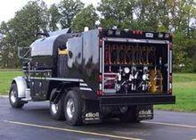 2015 Tandem Axle Fuel Lube Van
