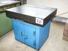 Granite Inspection Table Mounte