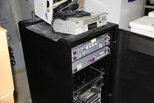 Rack of Video Gear