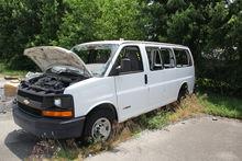 2005 CHEVROLET 2500 Cargo Van N