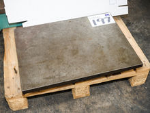 Cast Iron Surface Plate Approx