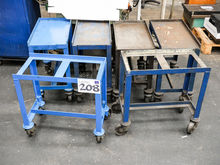 Six off Mobile Fabricated Metal