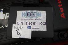 EEC DPF reset tool