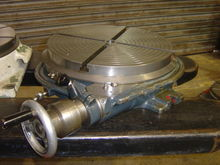 ELLIOTT EXCEL Rotary Table