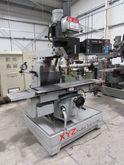 XYZ SM SLV 3000 3 Axis CNC Mill