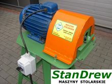 Chamfering machine for rollers,