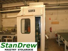Used 2 sided planer
