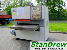 Wide belt sander 2 aggregate DM