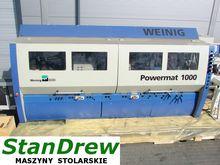 Used Planer Weinig P