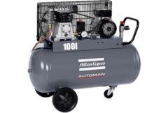 Compressor AC 20 E 100 two-pist