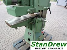 MAWEG double sided grinding mac