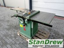 Circular saw with RAPID cart
