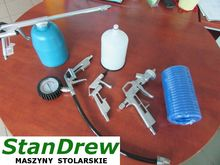 Set of 5 pneumatic accessories