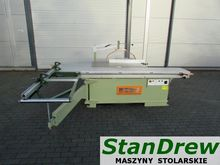 Sizing saw with scoring unit RE