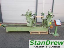 Double sided saw Transverse Bal