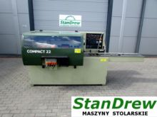 SCM four-side planer type COMPA