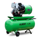 Atmos Screw compressor from Alb