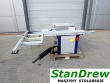 Panel saw with pre-cutter - TAB