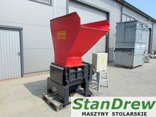 Used Wood chipper Un
