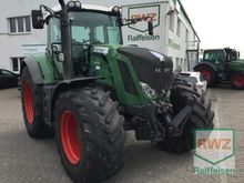 Used 2010 Fendt 824
