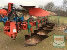 1996 Kverneland Plough