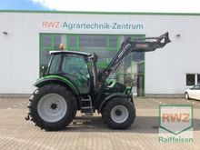 2011 Deutz-Fahr Agrotron 420TTV