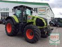 2014 CLAAS Axion 830