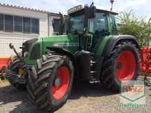 Used 2009 Fendt 718