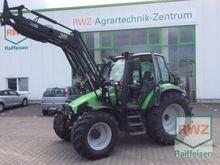 2001 Deutz-Fahr Agrotron 85