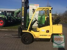 Used Hyster Hyster 4