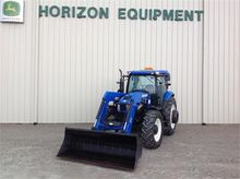 Used 2012 HOLLAND T6
