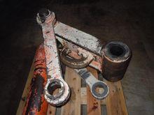 Excavator Spare Parts : bielle