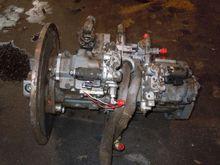 Used Excavator Spare