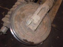 Excavator Spare Parts : ruote f