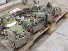 Homag Formfräsmotore mit Tastun