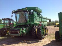 2013 John Deere S670 99765