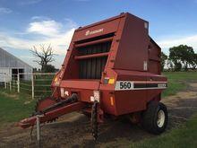 1989 Hesston 560